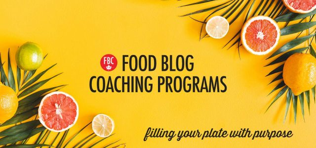 FBC Food Blog Coaching