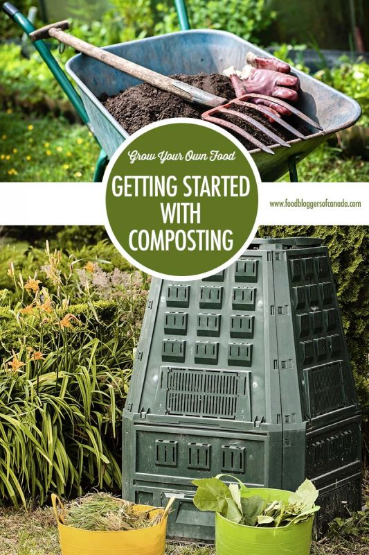 How To Get Started With Composting | Food Bloggers of Canada