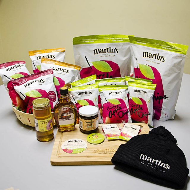 Martin's Apple Prize Pack
