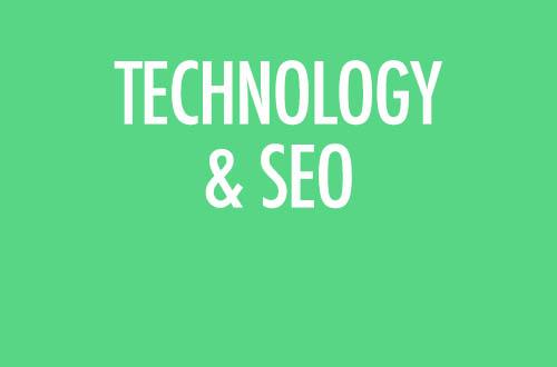 Blog Tech and SEO