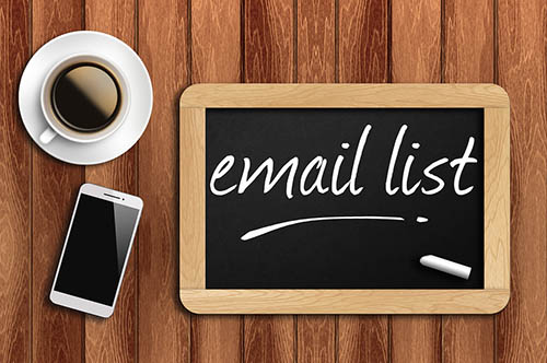 Email News Letter Marketing