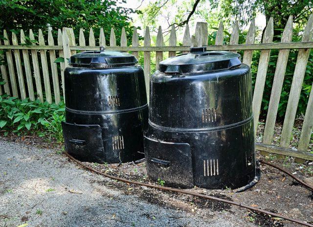 Closed Bin Composter