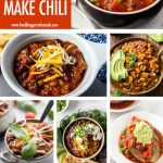 25 Ways To Make Chili | Food Bloggers of Canada