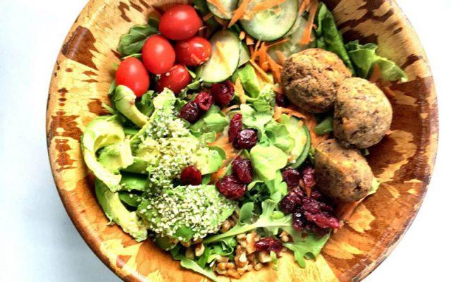 Vegan Sweet Potato Lentil Meatballs | Soul Nutrition