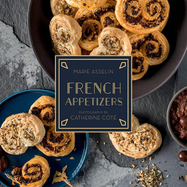Cookbook Review: French Appetizers by Marie Asselin