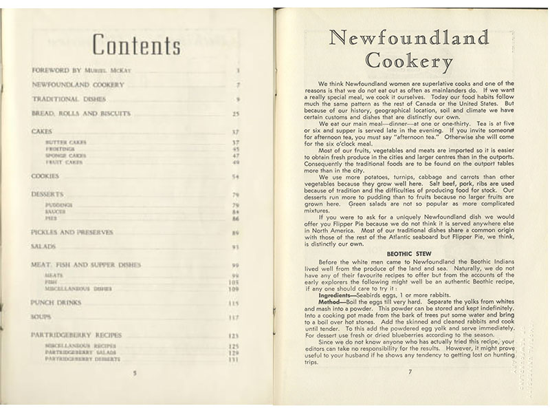 George Street United Church Cookbook