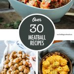 Over 30 Meatball Recipes | Food Bloggers of Canada