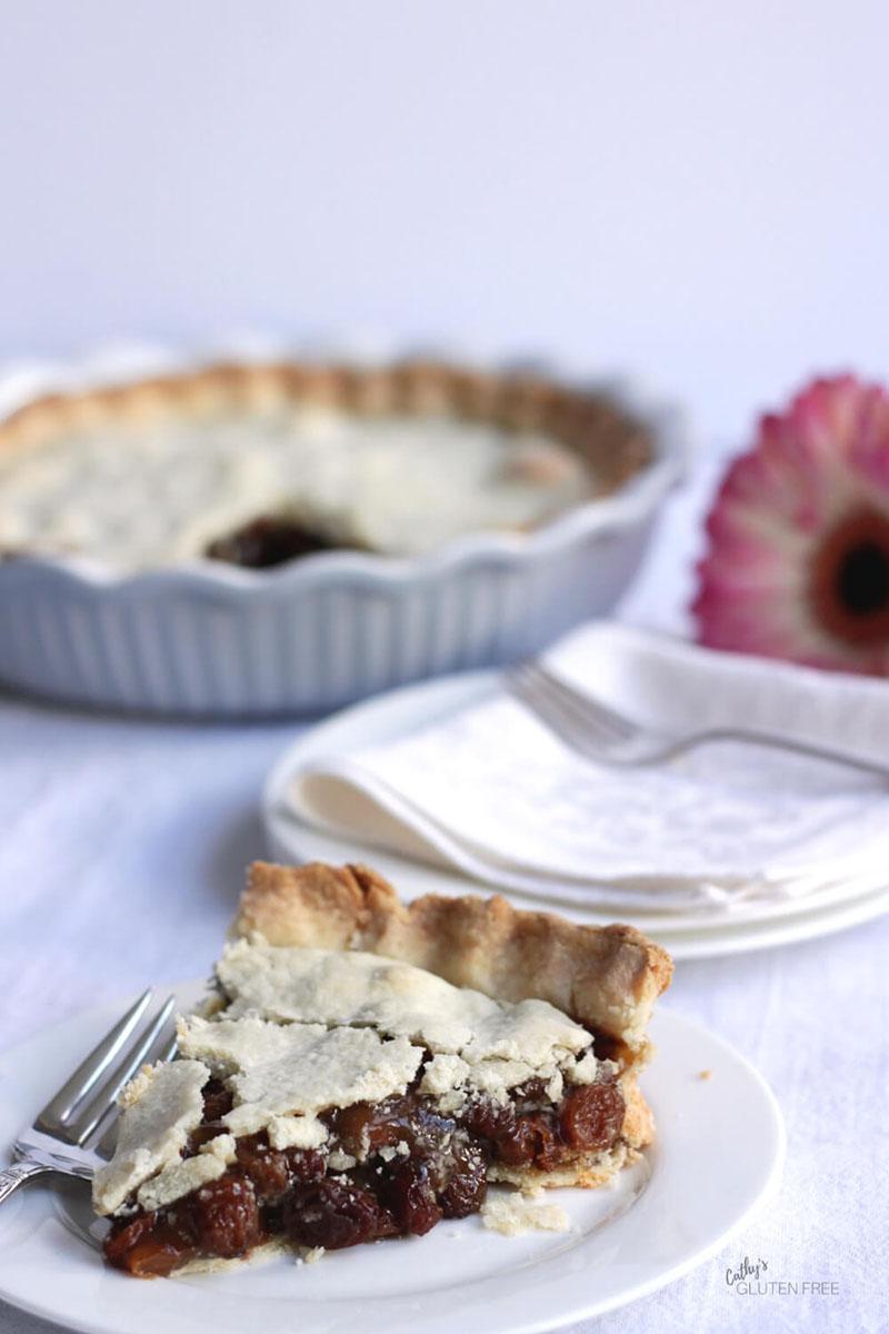 Gluten Free Raisin Pie | Cathy's Gluten Free