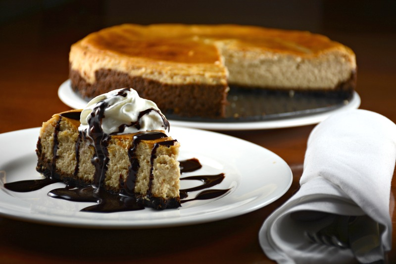 Chocolatey Peanut Butter Cheesecake | Kitchen Divas