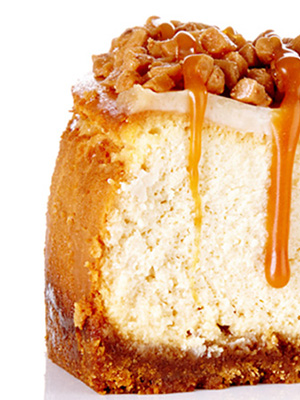 Salted Caramel Cheesecake Crunch | Bite Me More