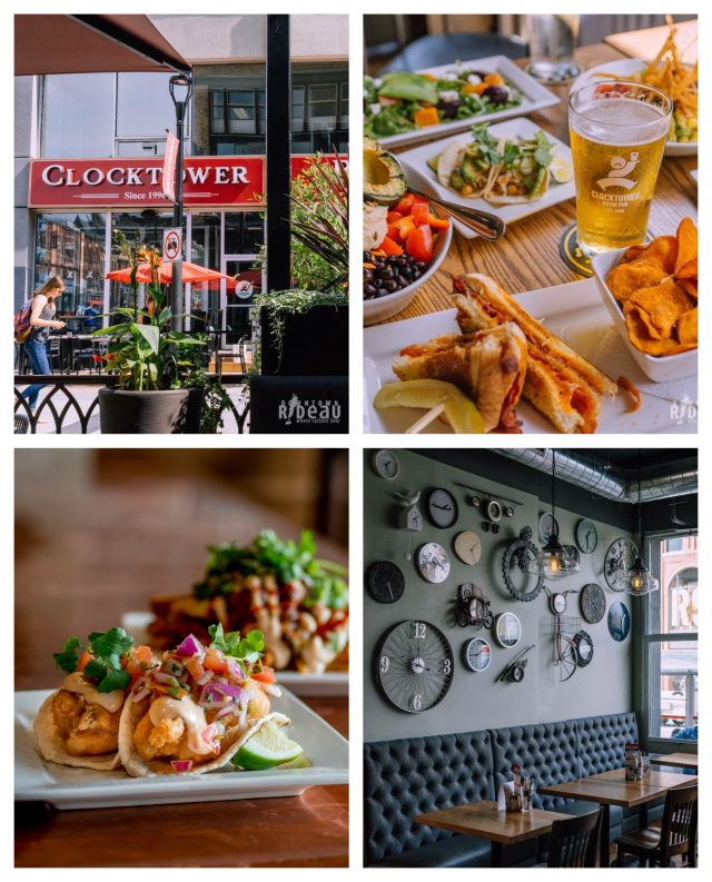 Anytime Is A Great Time To Check Out The Clocktower But Even More So With  Their New Happy Hour And Late Night Menu Available Every Single Day From  2 5pm And ...