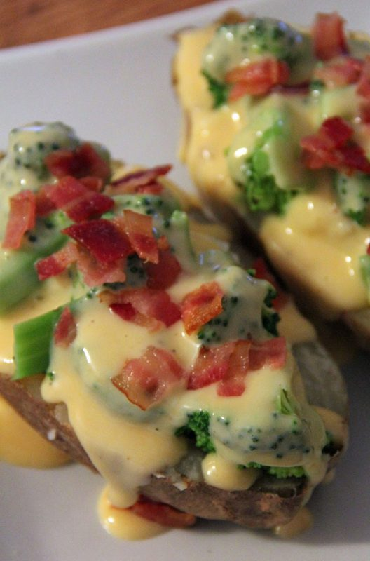 The Deluxe Baked Potato For One | Jo and Sue