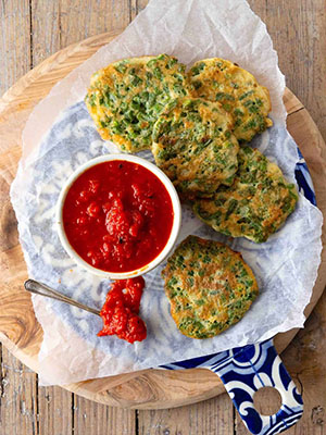 Tortitas de Ejotes: Guatemalan Green Bean Fritters | A Taste For Travel