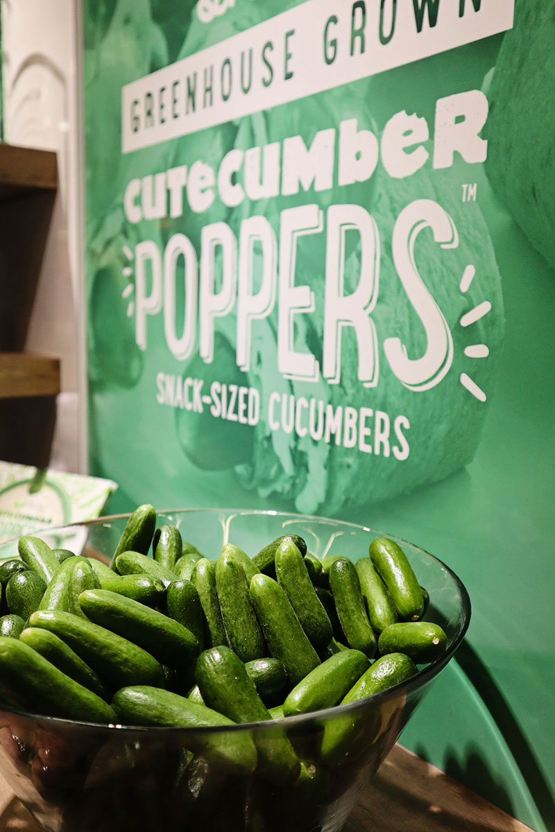 Cutecumber Poppers