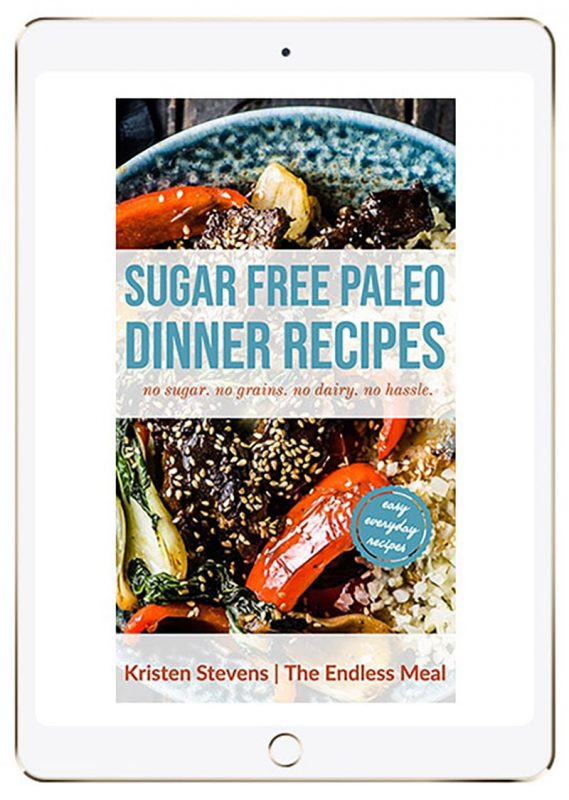 Sugar Free Paleo Dinner Recipes