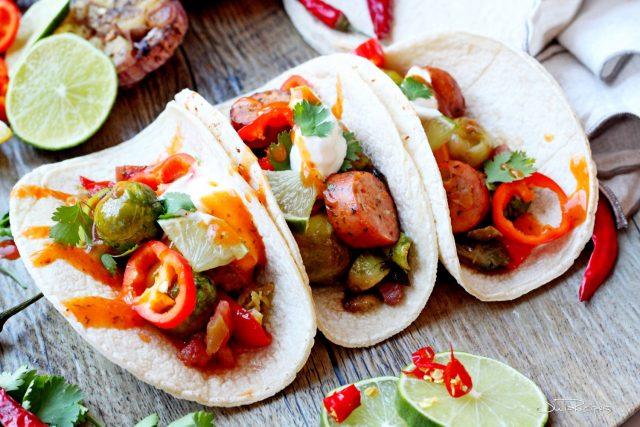 Tacos With Vitamin K | Julia's Recipes