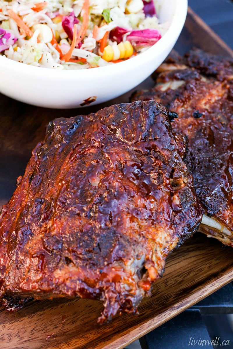 The Best Ever Baby Back Ribs by The Delicious Spoon