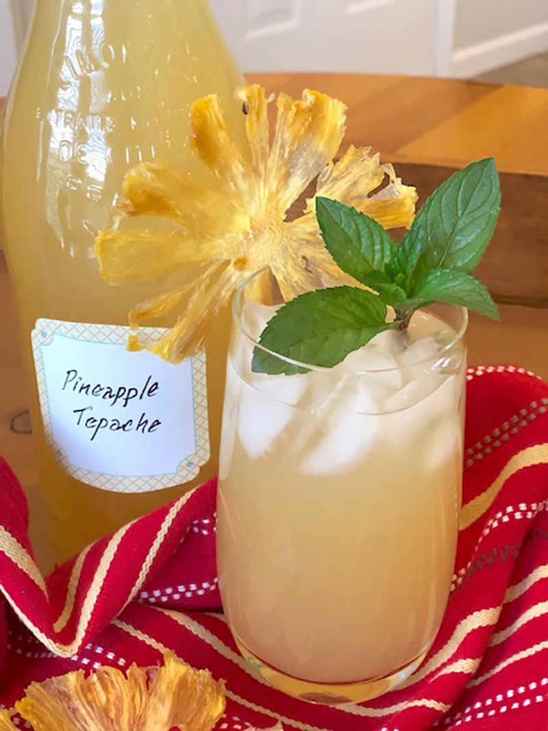 Pineapple Tepache | Urb'n'Spice