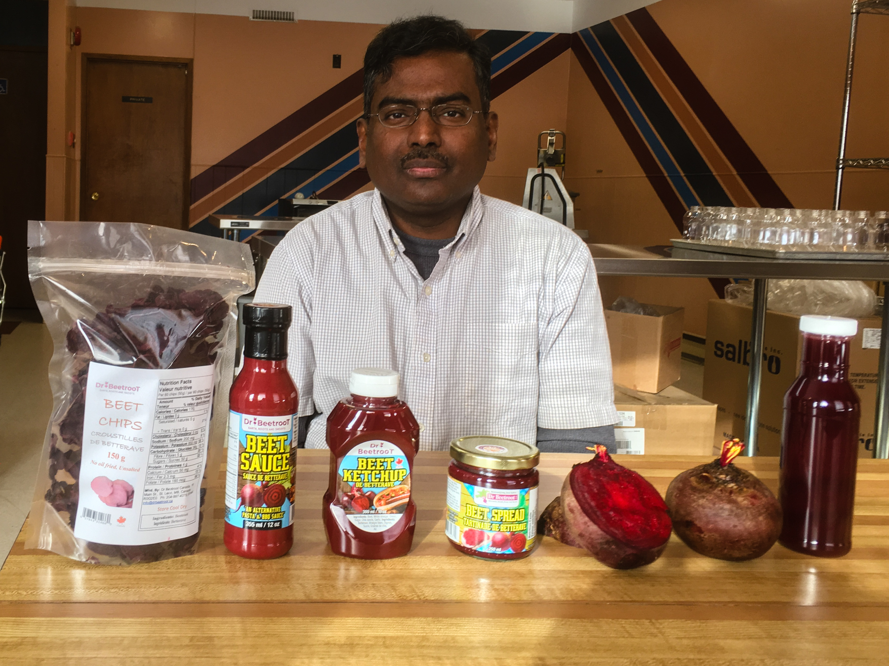 Canadian Tastemakers: Anan Palanichamy of Dr Beetroot
