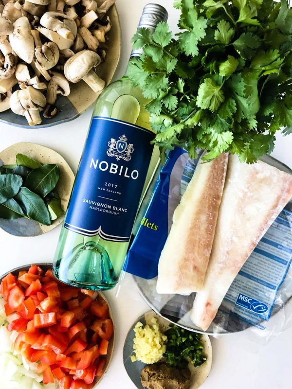 Nobilo Wine and MSC seafood