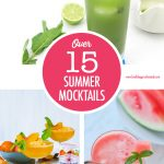 Summer Mocktail Ideas | Food Bloggers of Canada