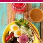 Roasted Veggie Miso Rice Bowl | Food Bloggers of Canada