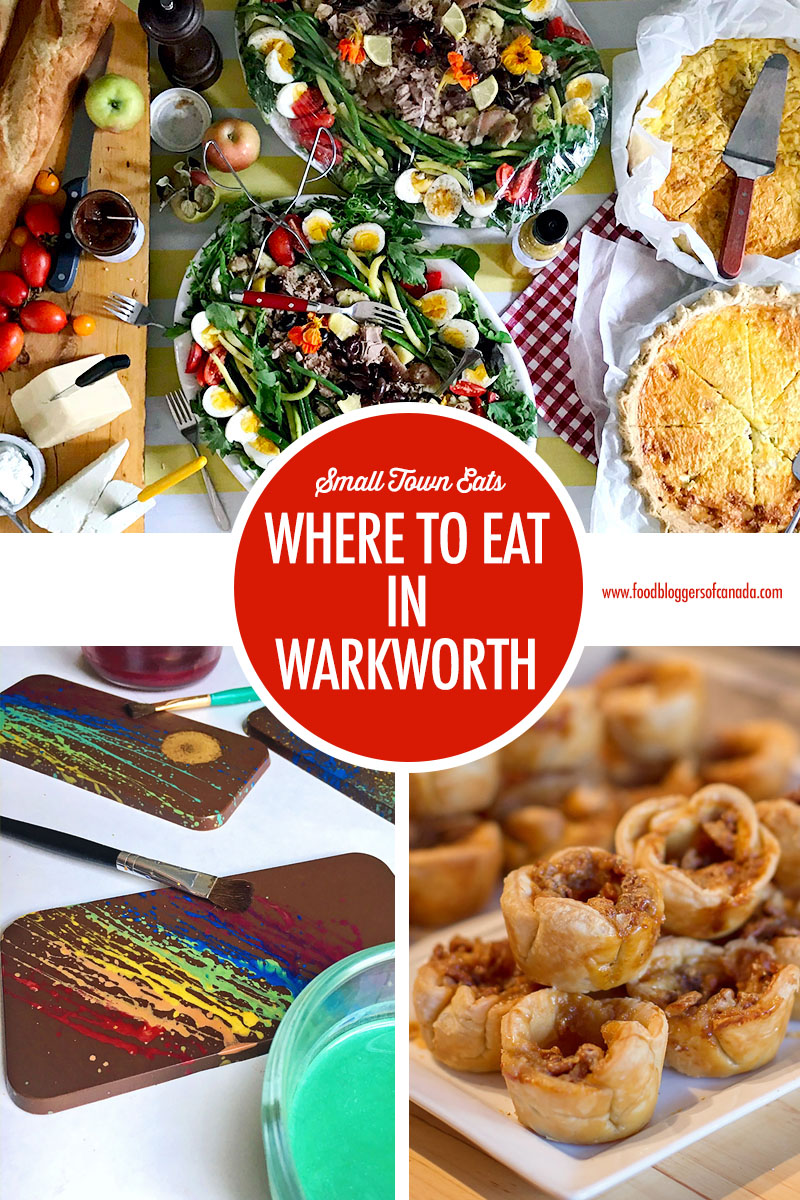 Where to Eat in Warkworth Ontario | Food Bloggers of Canada