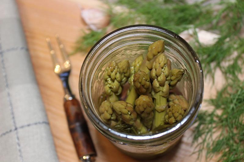 Pickled Asparagus | Old Cut Kitchen