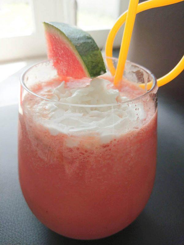 Dairy Free Watermelon Milkshake | Limitless Allergies