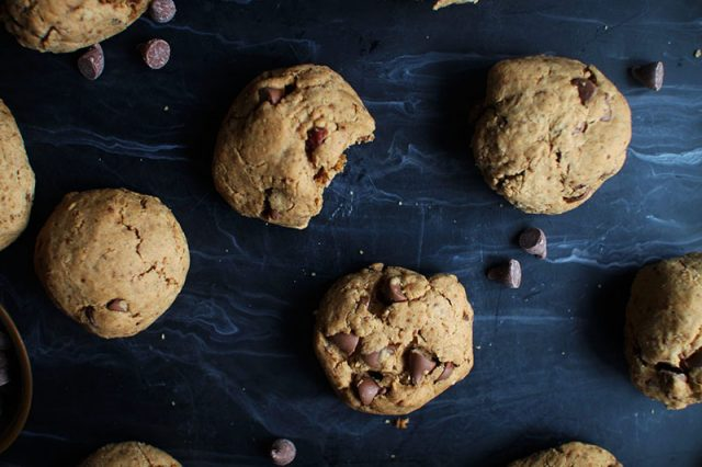 Sneaky Hemp Heart Chocolate Chip Cookies | Sneaky Mommies