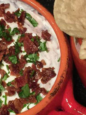 Black Bean Dip | Hot Stuff