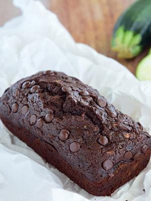 Zucchini Fudge Cake | Nourished