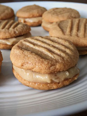 Peanut Butter Banana Nice Cream Sandwiches   How To Eat