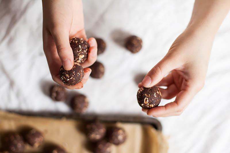 Allergen Free Protein Balls | Allergy Girl Eats