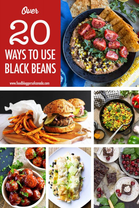 Over 20 Black Bean Recipes | Food Bloggers of Canada