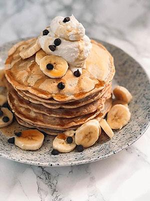 Spelt Pancakes | Holistic Foodie