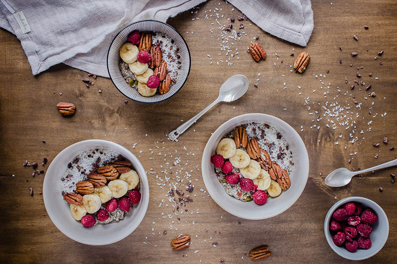 Chocolatey Pecan Chia Cereal | Vancouver with Love