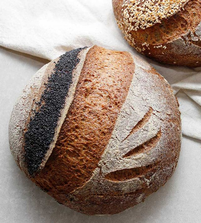 Simple Sorghum Sourdough | Fresh is Real