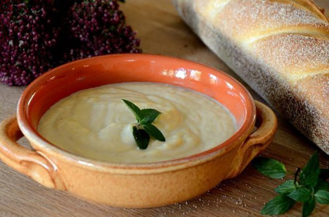 Parsnip and Pear Soup | the Wine Lovers Kitchen