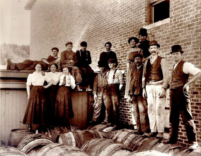 Crosby's Molasses Employees