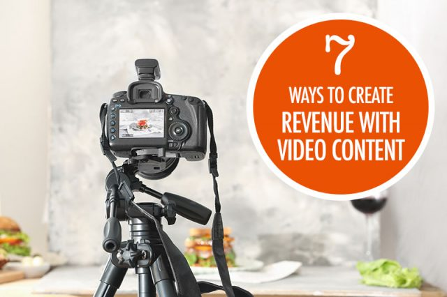 7 Revenue Streams From Video Blogging | Food Bloggers of Canada