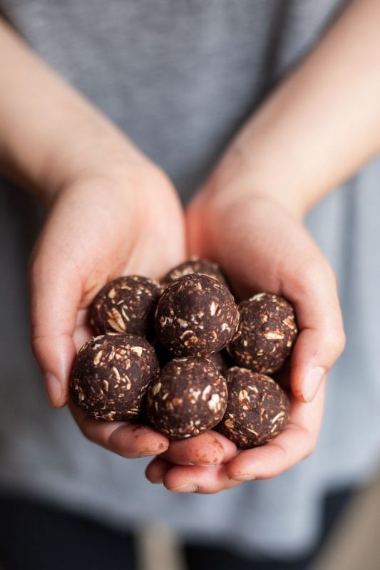 Protein Balls by Allergy Girl Eats