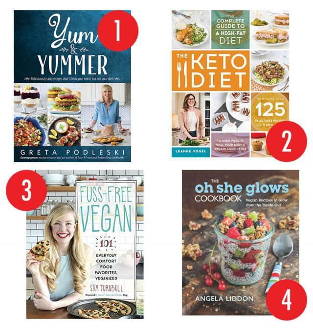 Canadian Best Selling Cookbooks | Food Bloggers of Canada