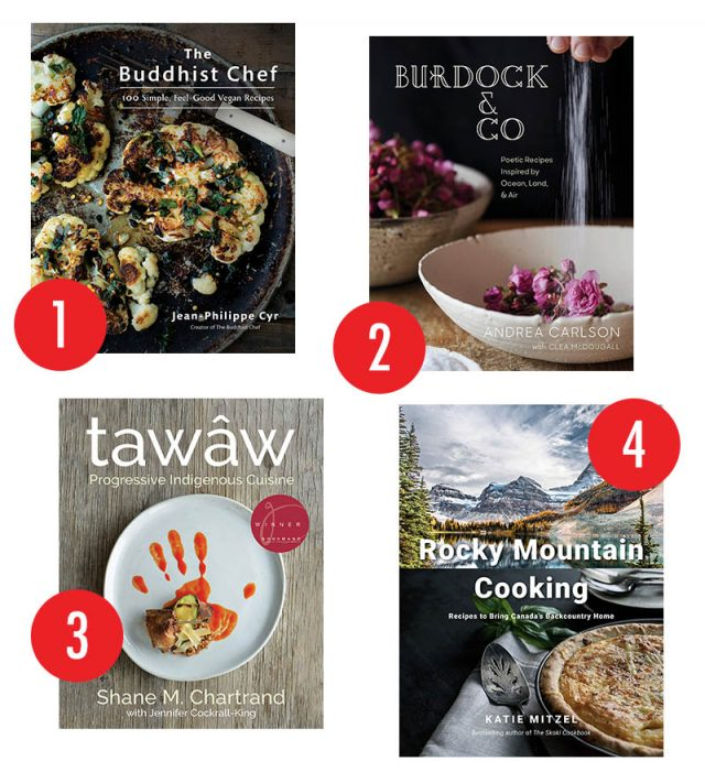 New Canadian Cookbook releases | Food Bloggers of Canada