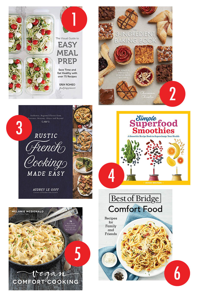 Cookbooks by FBC Members | Food Bloggers of Canada