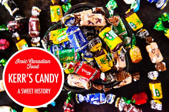 Iconic Canadian Food: The History of Kerr's Candy