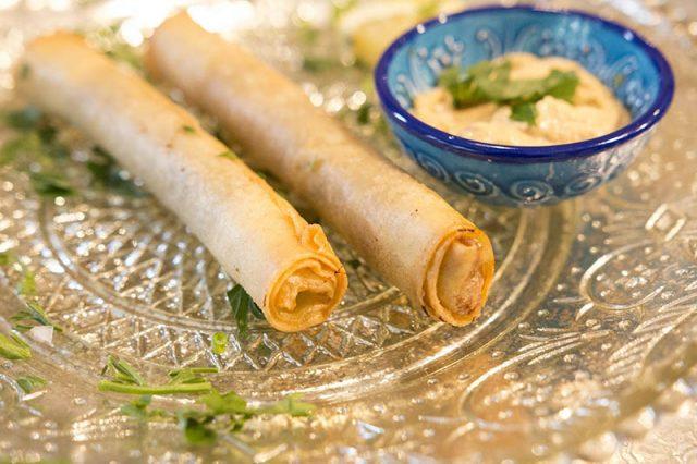 Moroccan Cigars by Kravings Food Adventures