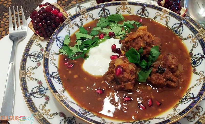 Ashe Anar - Pomegranate Soup