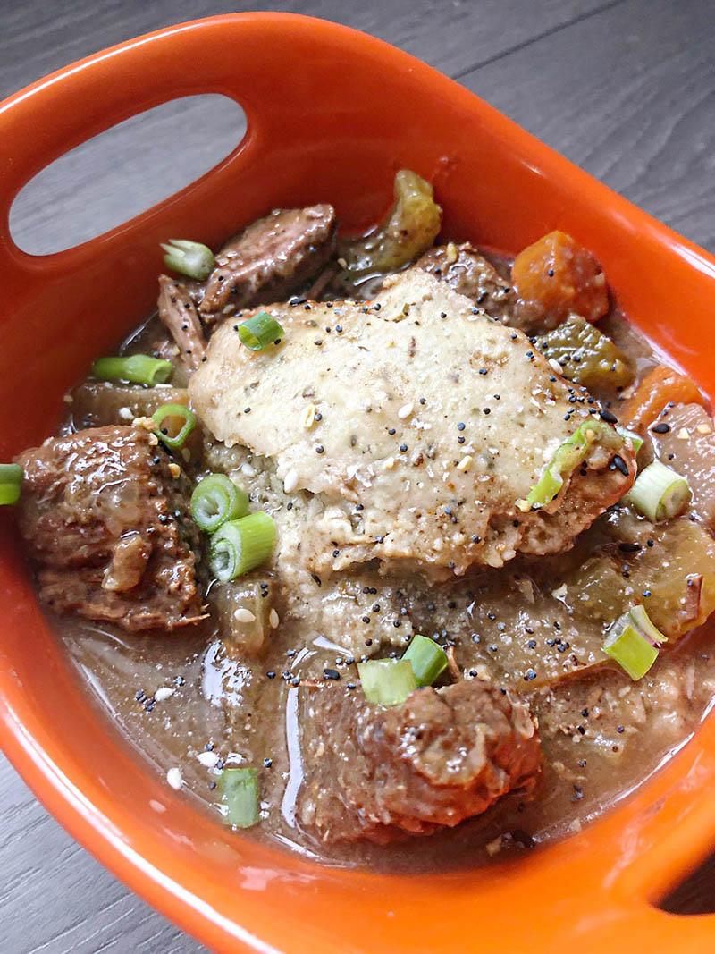 Best Ever Slow Cooker Beef Stew