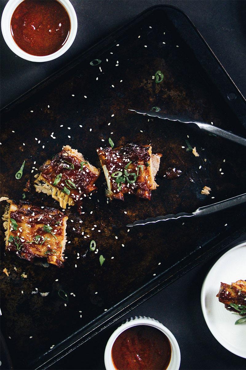 Gochujang Ribs | Bacon is Magic